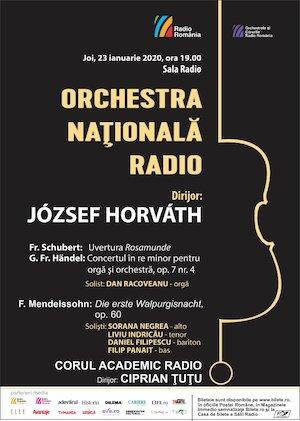 Orchestra Nationala Radio - Concert De Orga