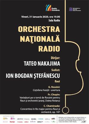 Ion Bogdan Stefanescu - Seara Romantica - ONR