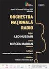 bilete Leo Hussain-Onr- Elgar, Sibelius