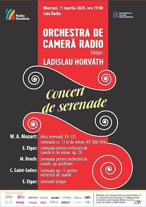 Ladislau Horváth - Concert De Serenade - OCR