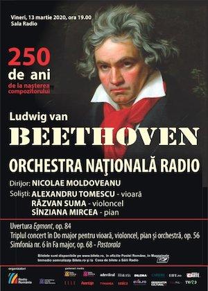 Alexandru Tomescu- Razvan Suma- Sinziana Mircea - Beethoven 250