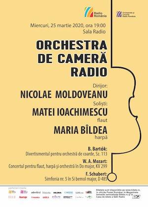 Nicolae Moldoveanu- Matei Ioachimescu- Maria Bildea- Mozart, Schubert