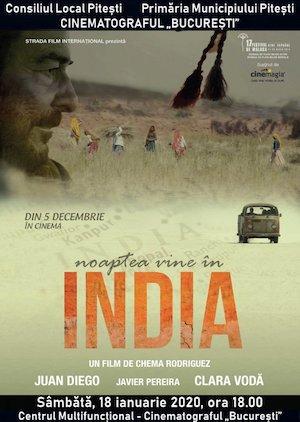 Bilete la  Noaptea vine in India