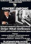 bilete Concert simfonic - Lucia-Cristiana Iordache