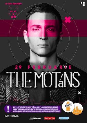 Concert The Motans la Beraria H