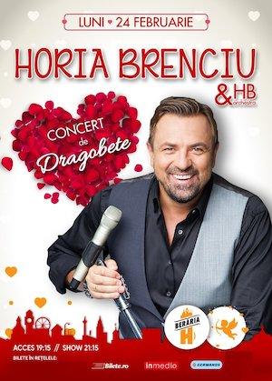 Bilete la  Horia Brenciu & Hb Orchestra de Dragobete