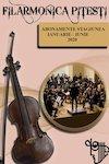 bilete Abonamente Filarmonica Pitesti 16 Ianuarie 25 Iunie