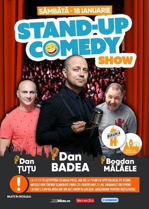 Bilete la  Dan Badea, Dan Tutu & Bogdan Malaele