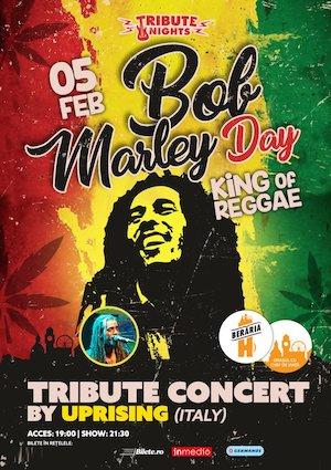 Bilete la  Bob Marley Day