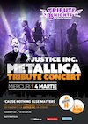 bilete All of Metallica - Tribute Show cu Justice Inc. (Italia)