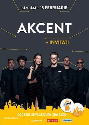 Bilete la  Akcent la Beraria H