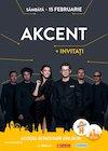 bilete Akcent la Beraria H