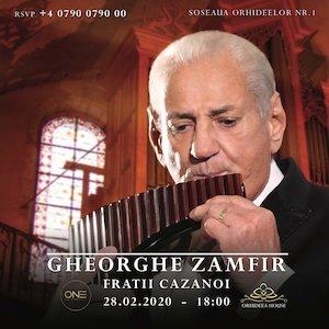 Bilete la  Gheorghe Zamfir