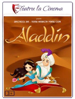 Lampa lui Aladdin la Artist Cafe