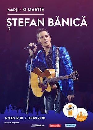 Stefan Banica la Beraria H