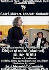 bilete Seara Mozart la Filarmonica Pitesti