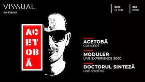 Bilete la  Acetoba, Moduler, Doctorul Sinteza, all (a)live