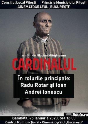 Bilete la  Cardinalul la Cinema Bucuresti