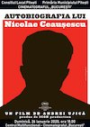 bilete Autobiografia lui Nicolae Ceausescu