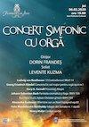 bilete Concert simfonic cu orga