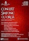 bilete Concert simfonic cu orga - Szabolcs Hermann