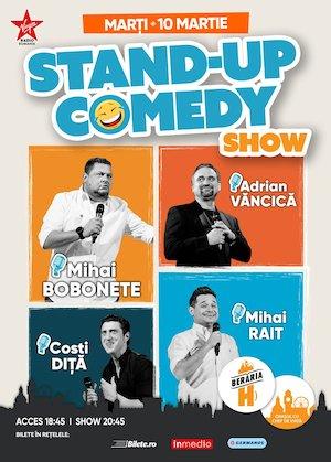 Stand-up Comedy - Bobonete, Vancica, Dita si Rait