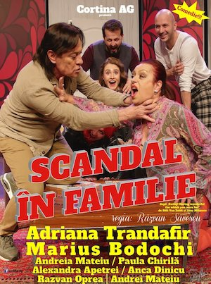 Scandal in familie