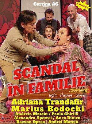 Bilete la  Scandal in familie