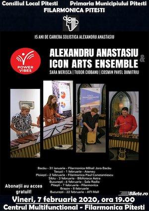 Alexandru Anastasiu Icon Arts Ensemble