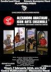 bilete Alexandru Anastasiu Icon Arts Ensemble