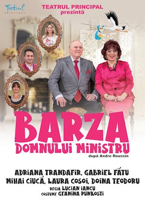 Barza domnului ministru - Dalles