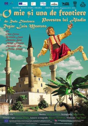 O mie si una de frontiere (Povestea lui Aladin)