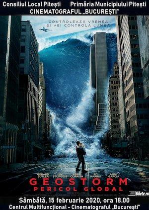 Geostorm Pericol Global