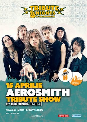 Aerosmith Crazy Show - Tribute Nights