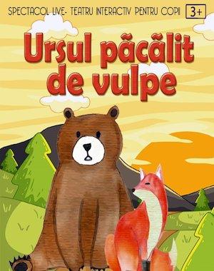 Ursul pacalit de vulpe la Trattoria Paradis
