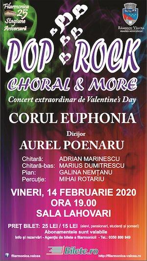 Pop-Rock Choral & More
