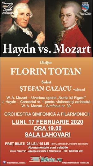 Haydn vs Mozart