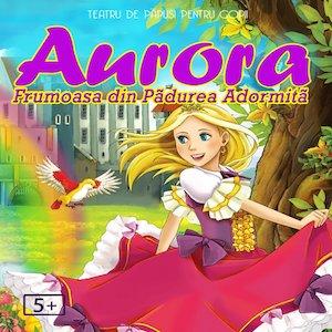 Aurora, frumoasa din padurea adormita la Clubul Taranului - La Mama