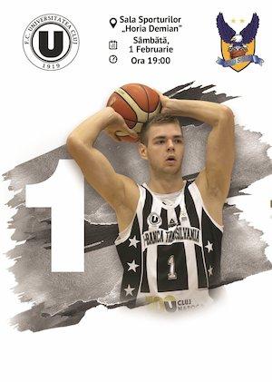 Top 6: U-BT vs. BC CSU Sibiu