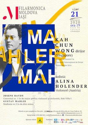 Concert simfonic - MAHLER