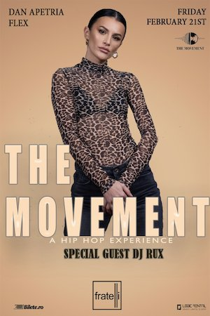 The Movement - A Hip Hop Experience
