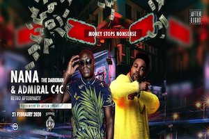 Money Stops Nonsense - NANA X Admiral C4C