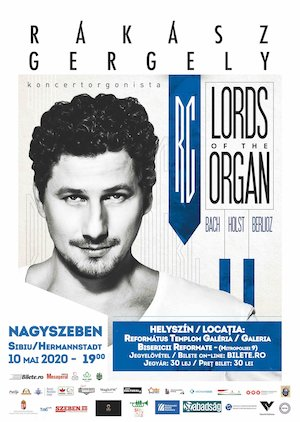 Concert Orga Rakasz Gergely