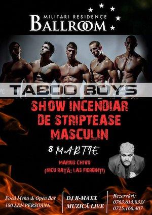 Taboo Boys - La Ballroom Militari Residence