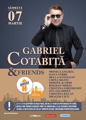 Gabriel Cotabita & Friends