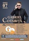 bilete Gabriel Cotabita & Friends