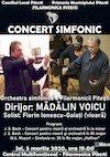 bilete Madalin Voicu si Florin Ionescu la Filarmonica Pitesti