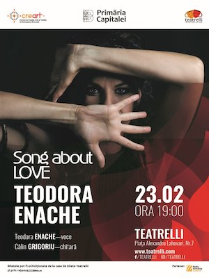 Teodora Enache - Song about LOVE
