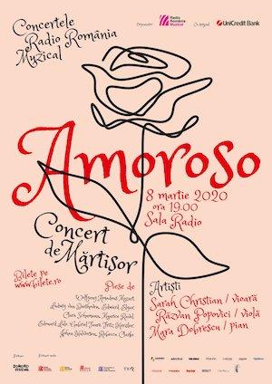 AMOROSO - Concert de Martisor