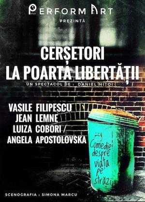 Bilete la  Cersetori la poarta libertatii